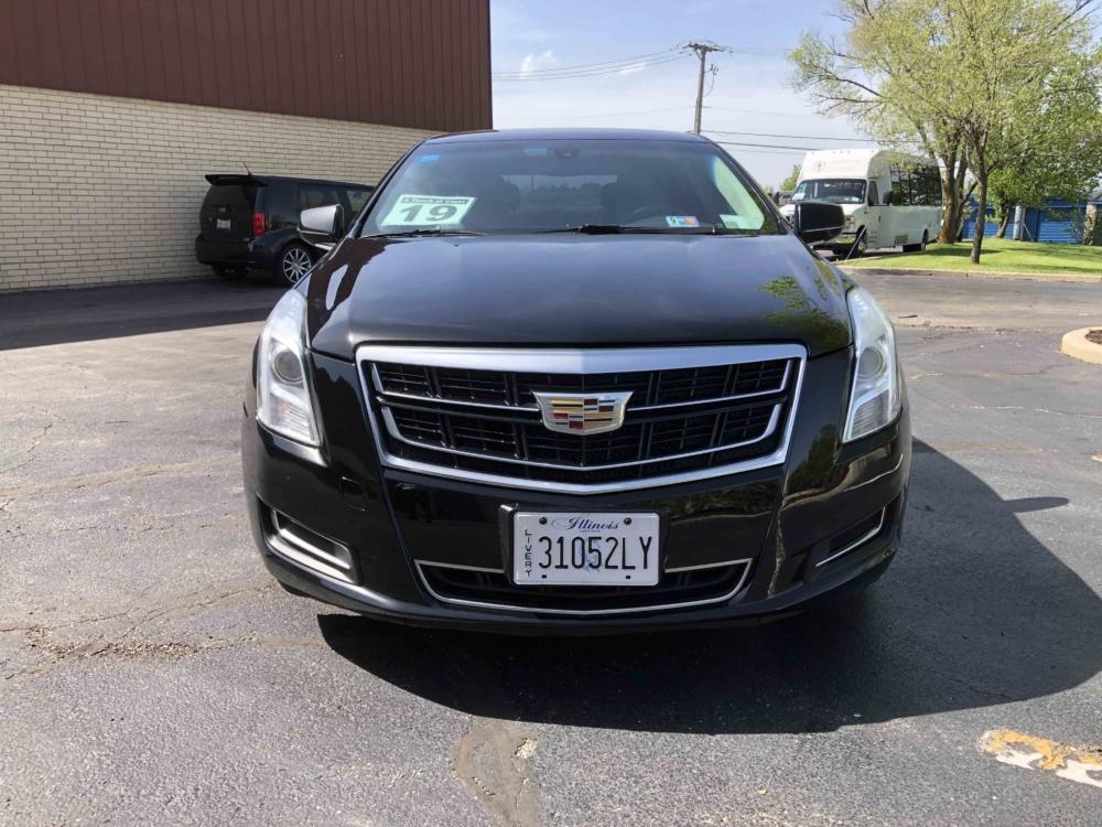 Cadillac CTS Sedan Front