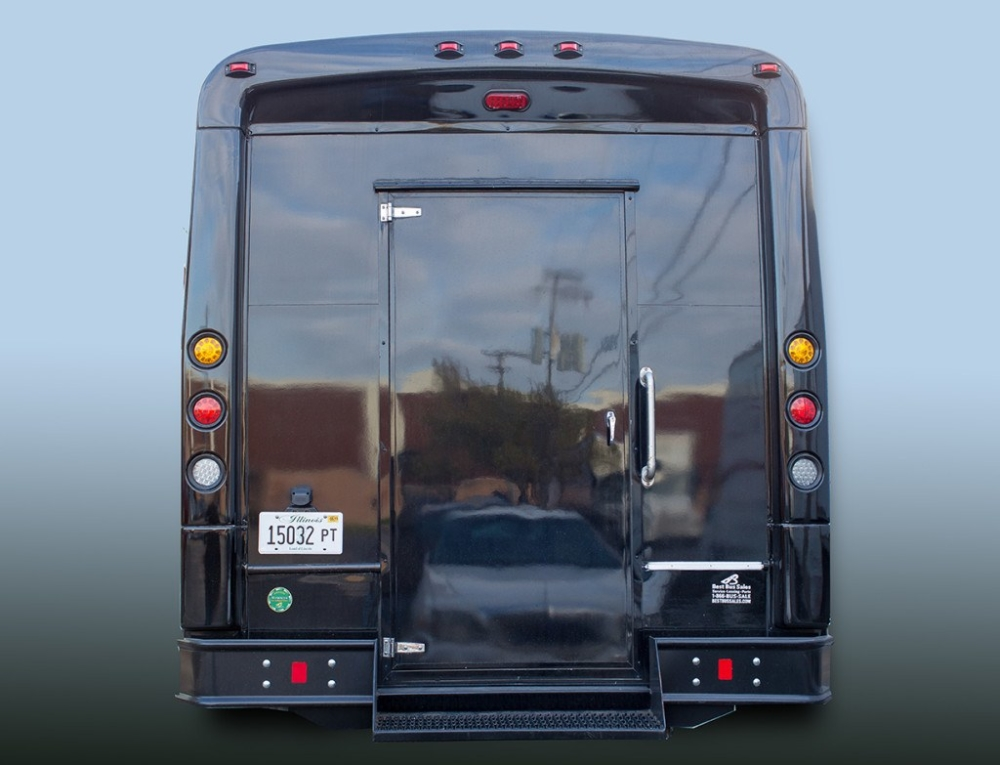 Ford 40 Passenger Limo Party Bus Rear