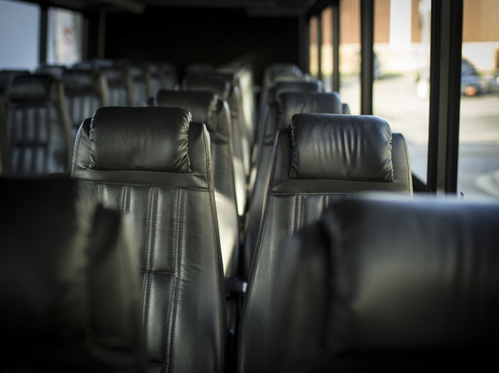 Ford 40 Passenger Limo Party Bus Seats