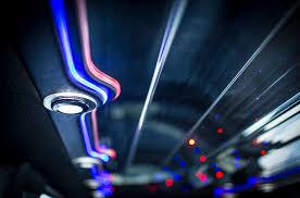14 Passenger SUV Limousine Interior 03